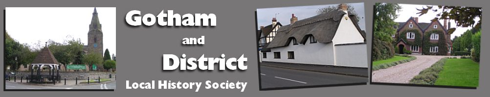 Gotham & District Local History Society