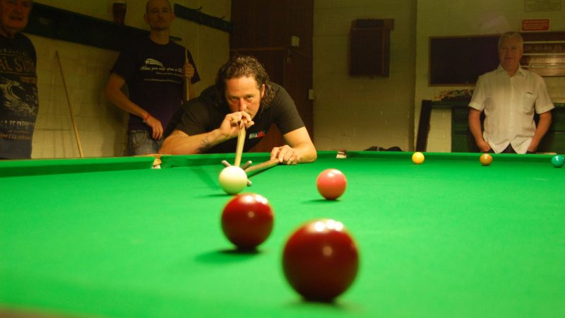Steve romps to victory at the Gedling Club
