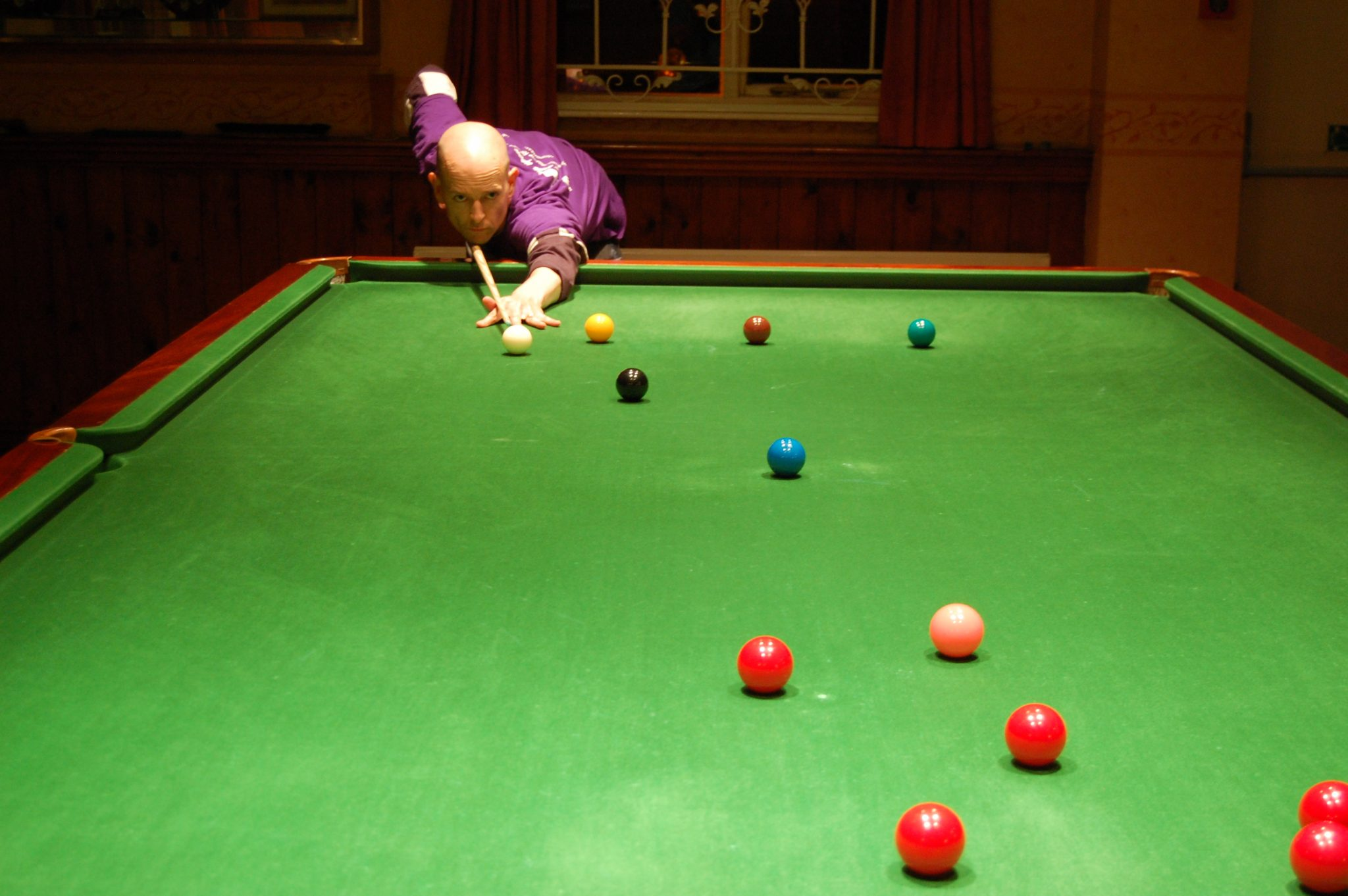 Jon makes it four wins in five at Eastwood & District Conservative Club