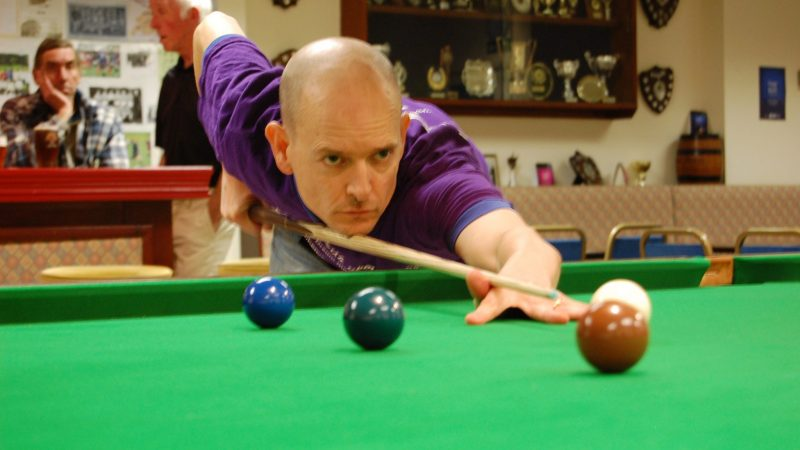 Jon draws level with win at Radcliffe Royal British Legion