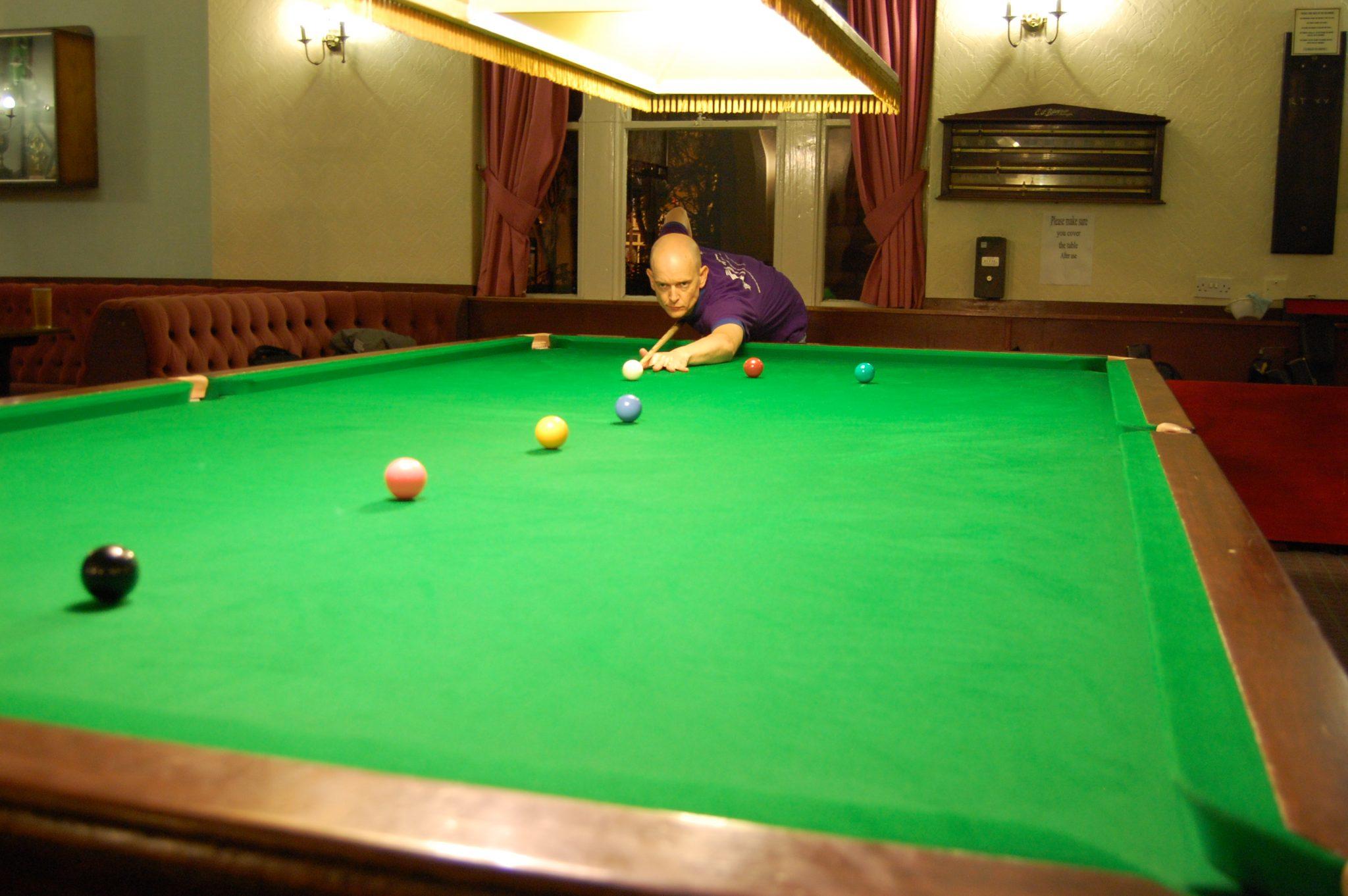 Jon wins at Stapleford & Bramcote Conservative Club