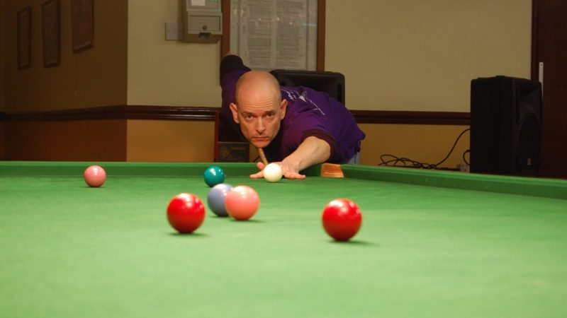 Jon wins at Church Warsop Memorial Club
