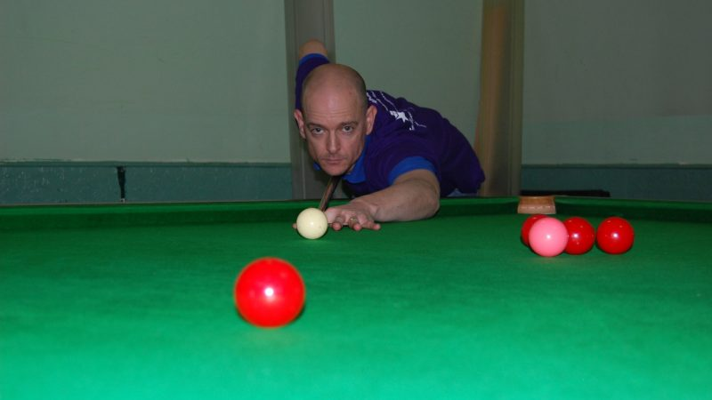 Jon wins comfortably at Welbeck Miners Welfare