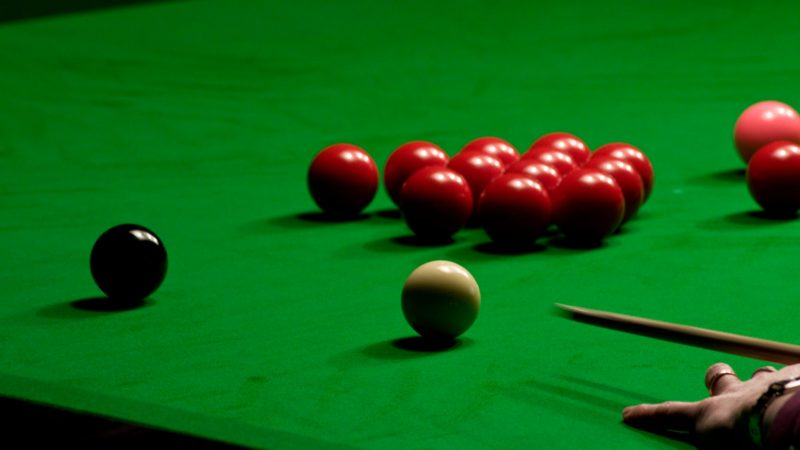 Hucknall Open Snooker Tournament (28/04/19)