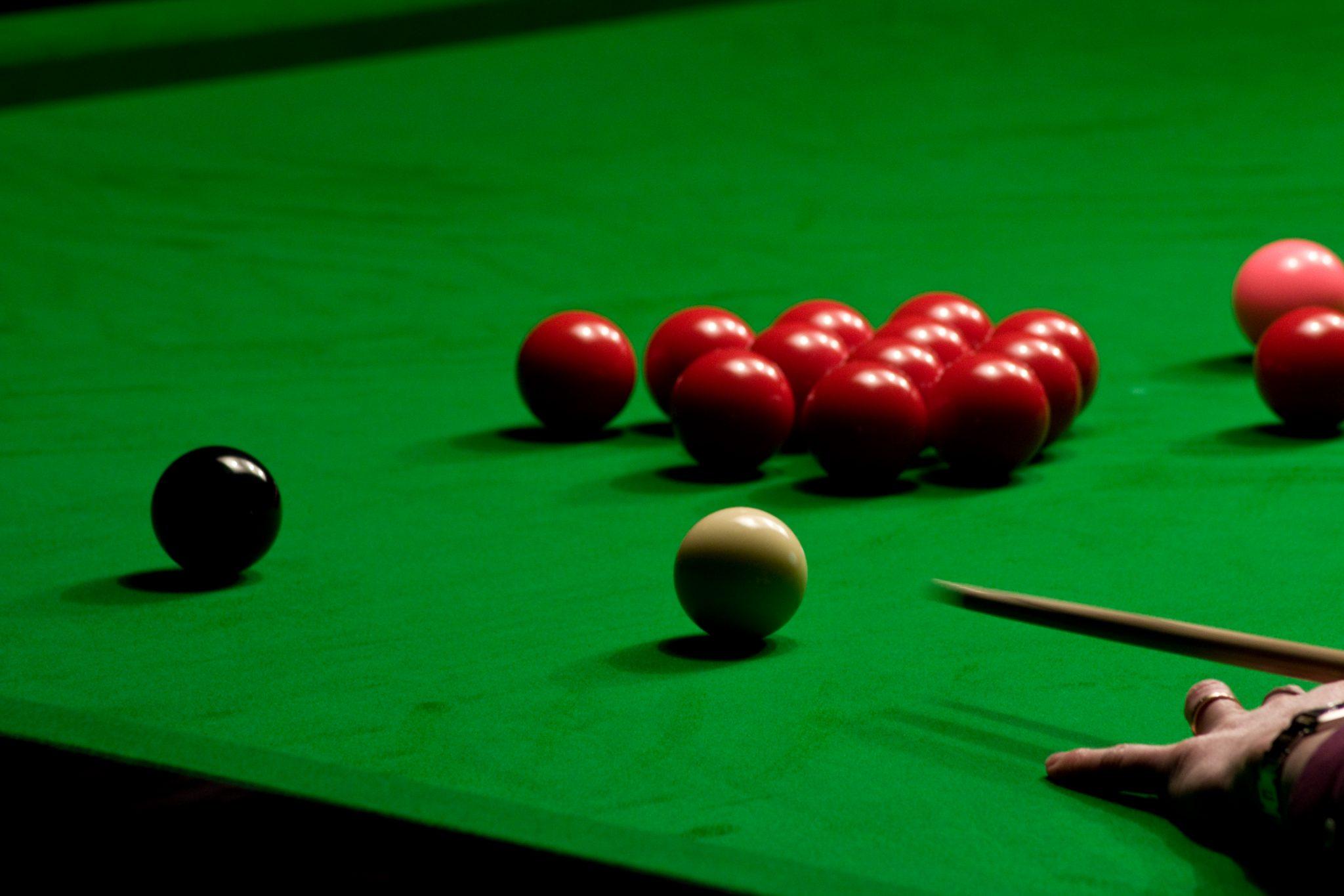 Hucknall Open Snooker Tournament (28/04/19)