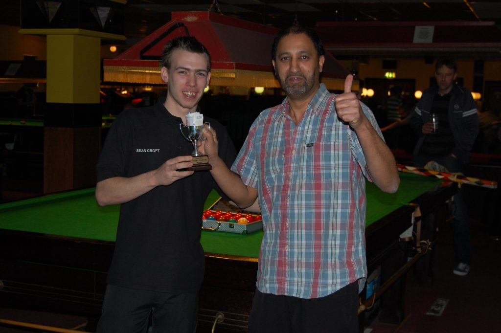 Bash Maqsood wins first Bulwell Open of the year