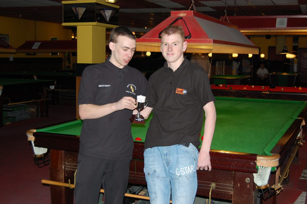 Hopkin shows his class to win Bulwell Open
