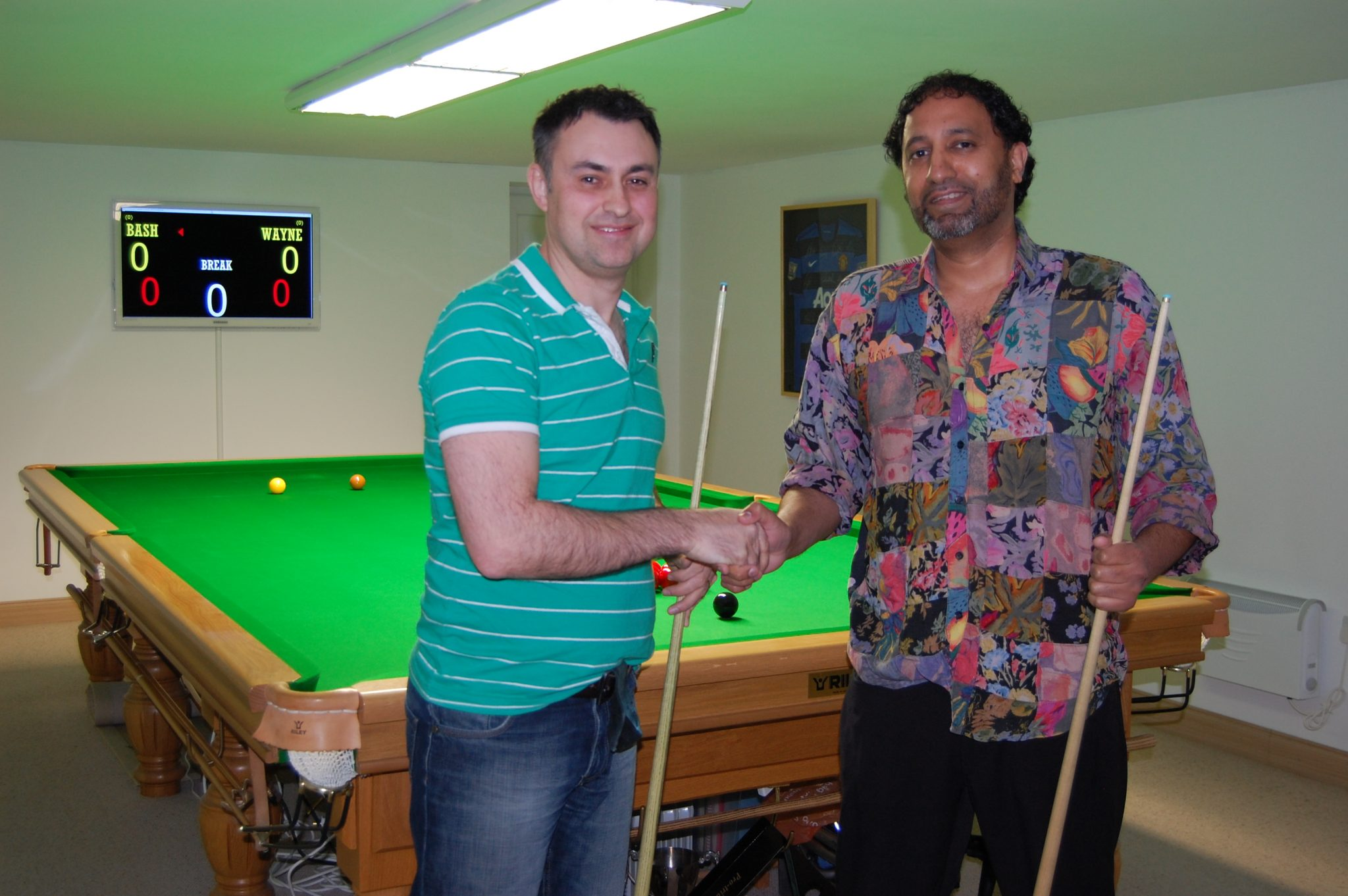 SF2: Wayne Martin 5-3 Bash Maqsood