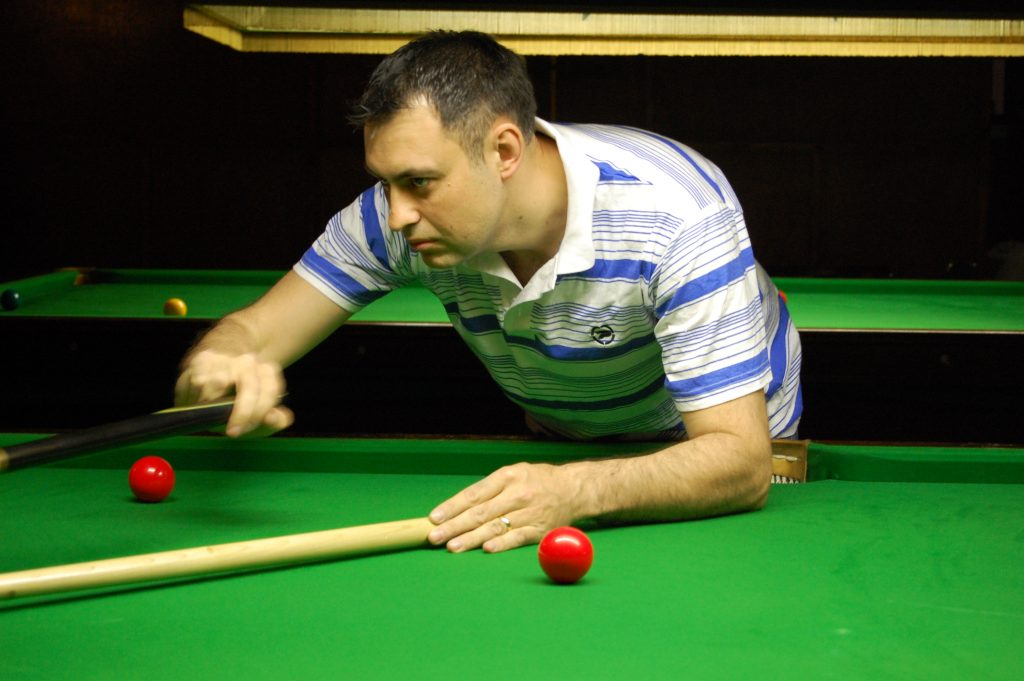 Wayne Martin storms to Bulwell Open glory