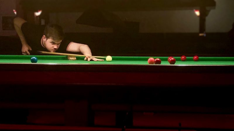 Troy Brett storms to Hucknall Open victory