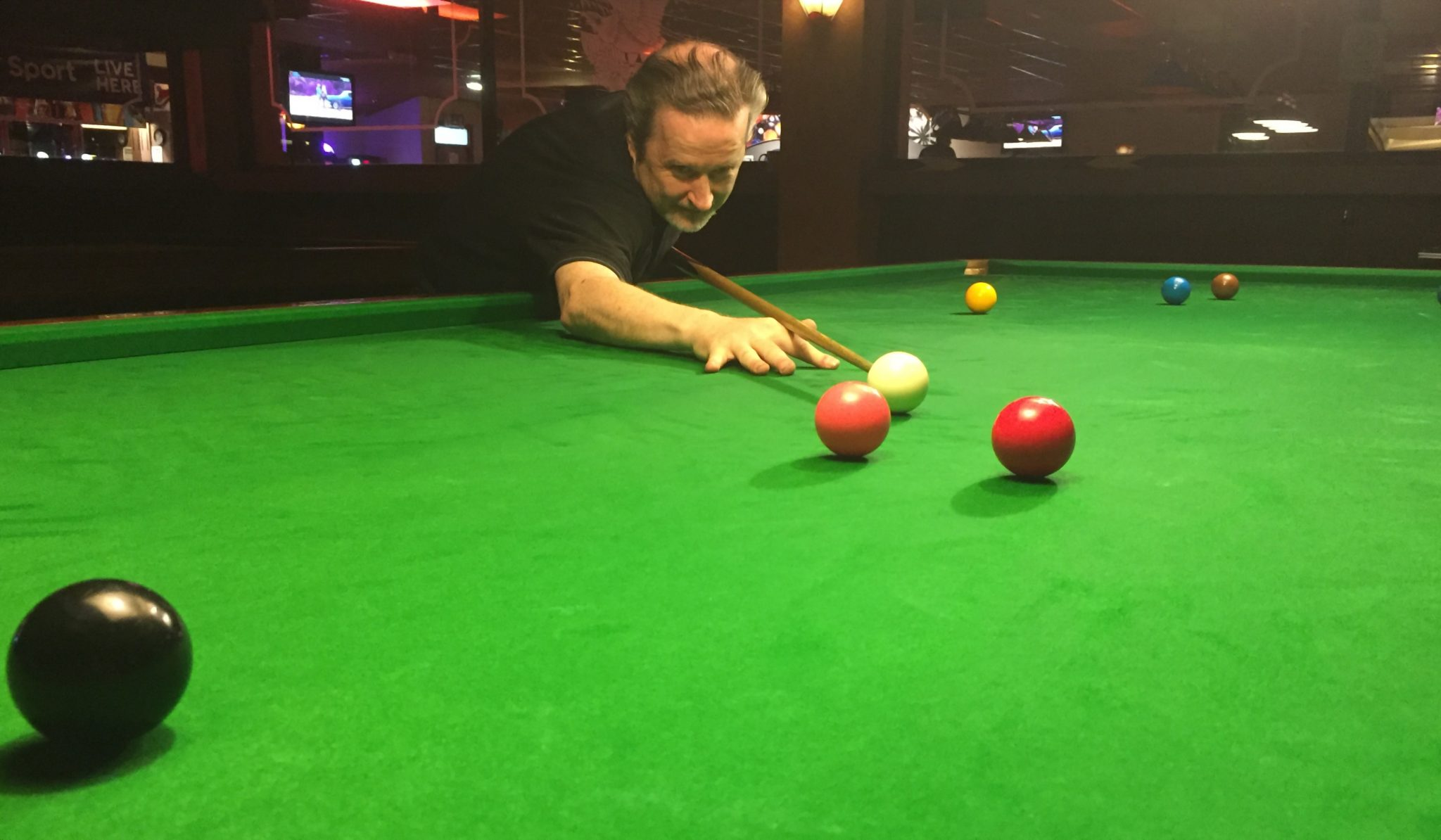 Malc Grocock defeats Bash Maqsood to win Hucknall Open