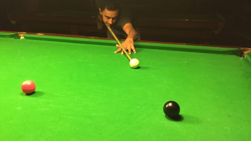 Hurricane Hussain seals impressive Hucknall Open win