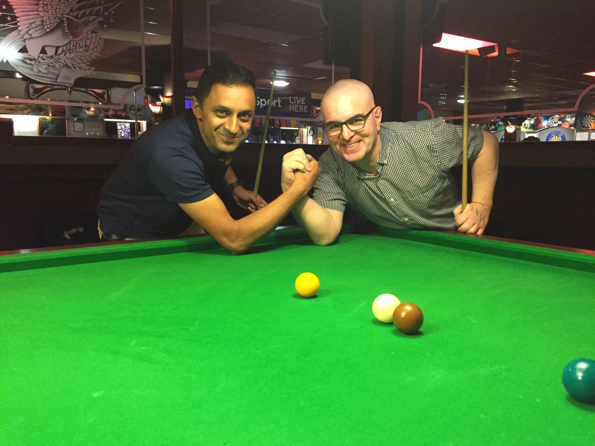 Hussain edges close final against unlucky Sant