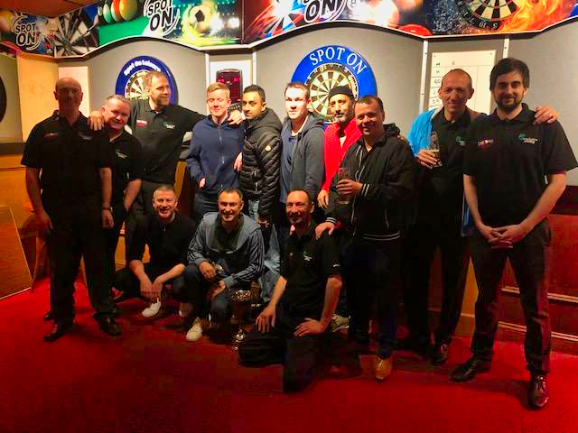 Nottingham Snooker Team suffer agonising one frame defeat