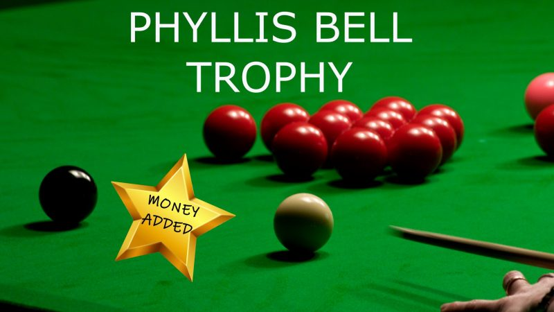 Phyllis Bell Trophy (24/11/19)