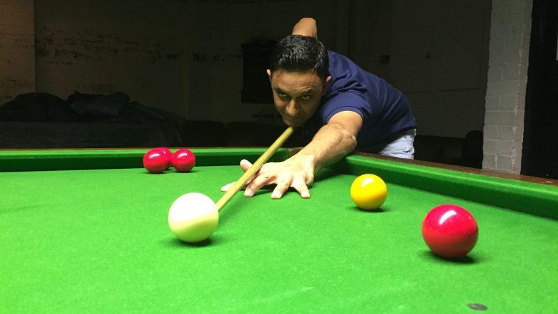 Hussain beats Abbas to win the Radford Open
