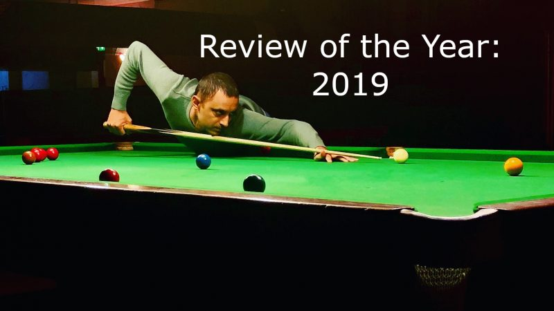 Review of the Year: 2019