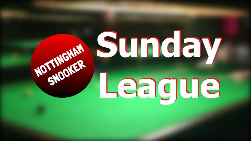 New Sunday League launches 1st March 2020