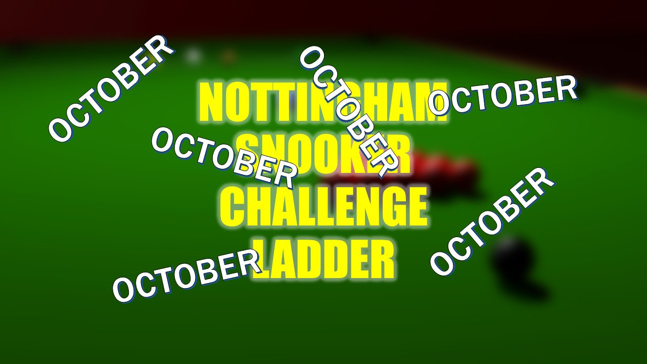 October on the Ladder