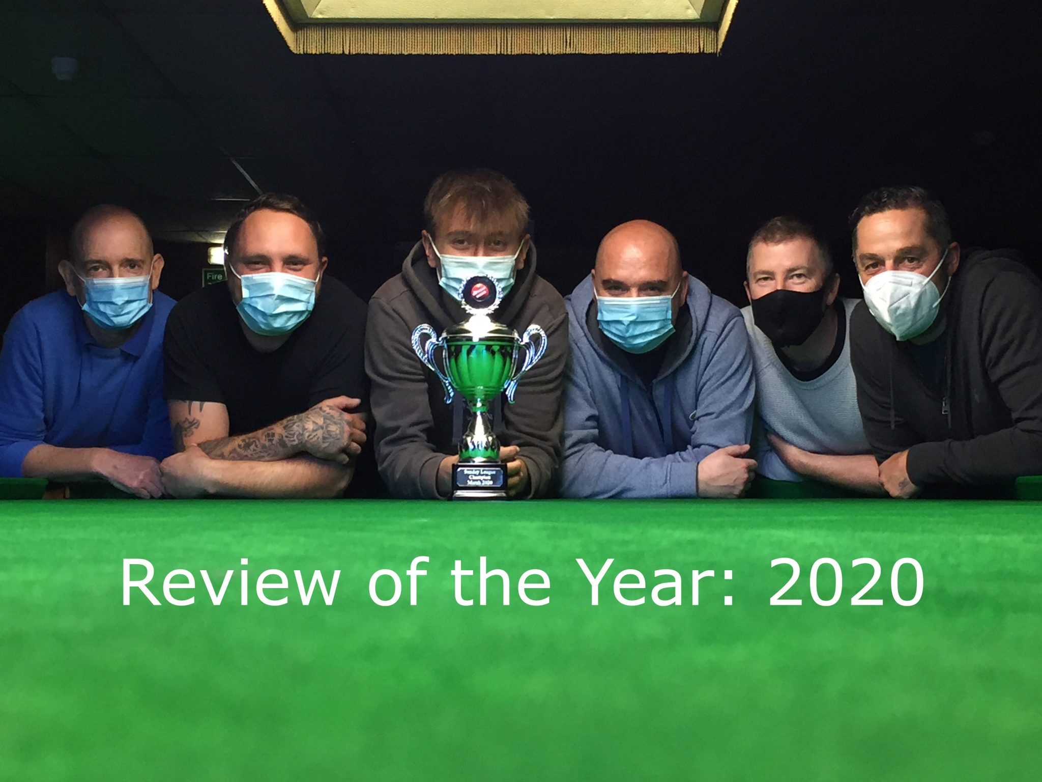 Review of the Year: 2020